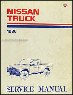 1986 nissan 720 truck repair shop manual original rh faxonautoliterature com nissan ud truck repair manual pdf nissan ud truck repair manual pdf