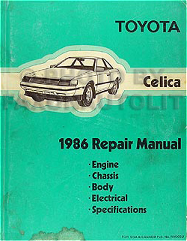 1986 Toyota Air Conditioning Fundamentals And Repairs