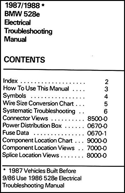 1986 bmw 635csi fuse box diagram 1986 bmw 750il wiring