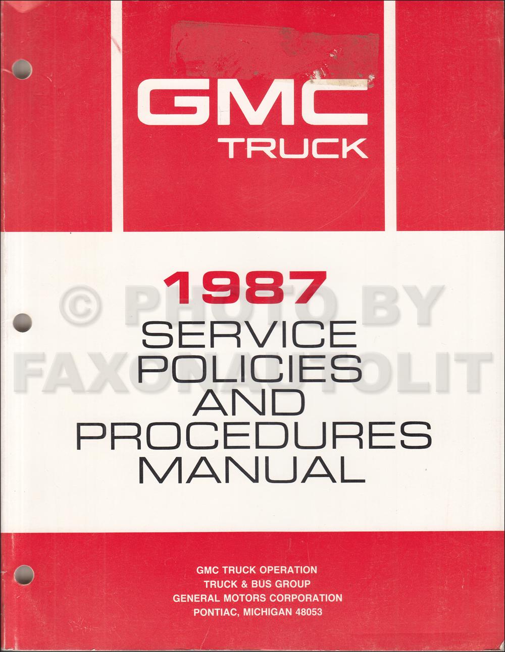 1987 chevrolet p30 ebay