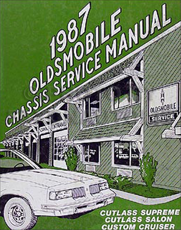 1987 oldsmobile cutlass repair shop manual supreme salon custom rh faxonautoliterature com 1996 oldsmobile cutlass supreme owner's manual 1997 oldsmobile cutlass supreme owner's manual