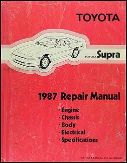 1987ToyotaSupraORM 1987 toyota supra wiring diagram manual original 1987 toyota supra wiring diagram at virtualis.co