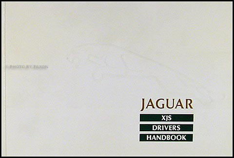 1975 1988 5 jaguar xj s 12 cylinder repair shop manual reprint rh faxonautoliterature com 2011 jaguar xj owners manual pdf 2011 jaguar xj owners manual pdf