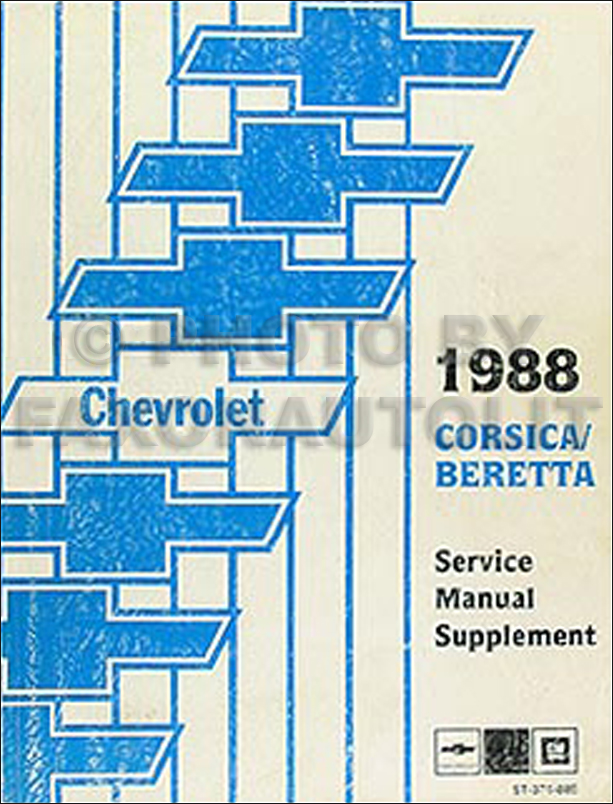 1988ChevroletCorsicaBerettaORMS 1988 chevy corsica beretta electrical diagnosis manual original chevy corsica starter wiring diagram at panicattacktreatment.co
