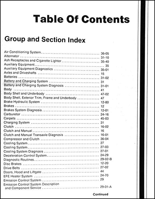 1988 ford festiva repair shop manual original rh faxonautoliterature com ford festiva manual transmission oil ford festiva manual download