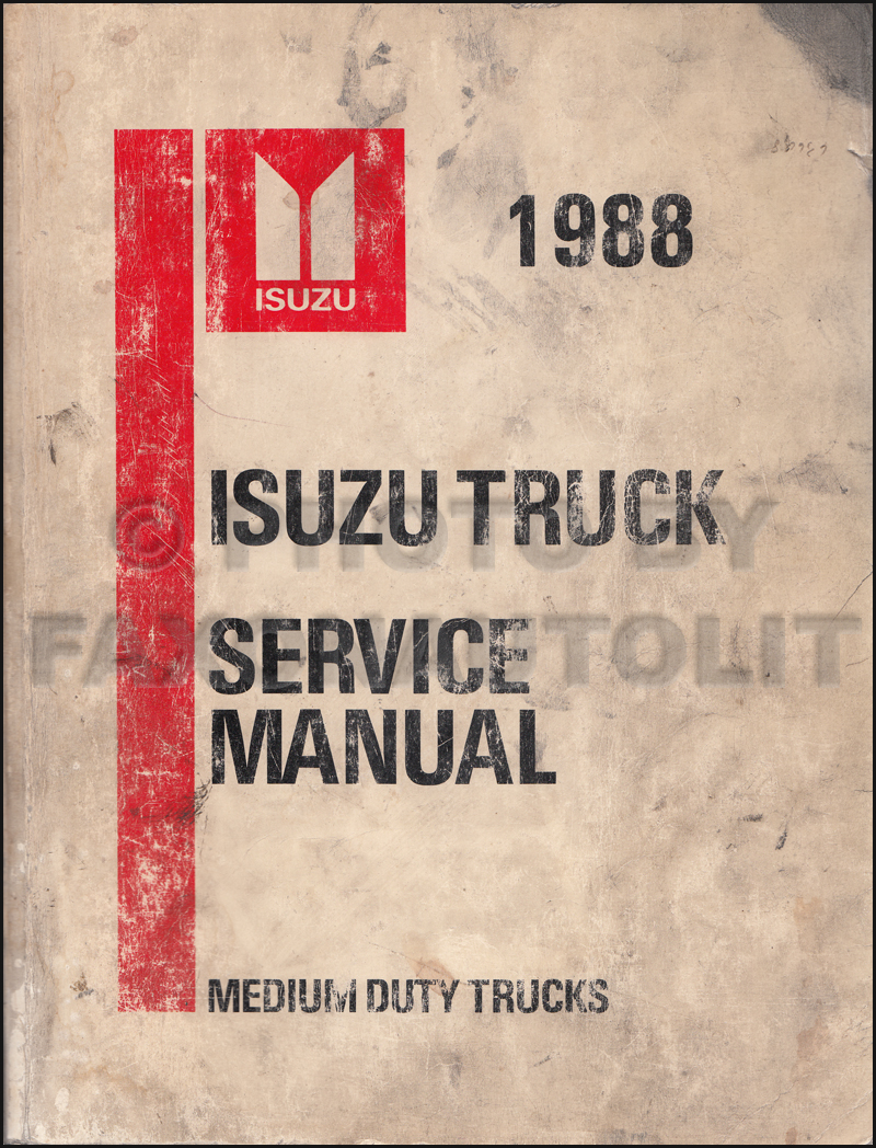 1988IsuzuFSeriesORM search isuzu nrr wiring diagram at gsmportal.co