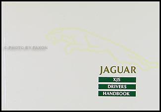 1988 jaguar xjs owner s manual original rh faxonautoliterature com jaguar owners manual xk 2005 jaguar owners manual online