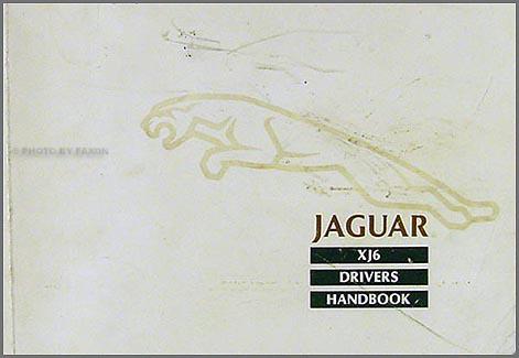 1986-1994 jaguar xj6 do-it-yourself repair shop manual, Wiring diagram