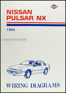 1988NissanPulsarWD 1988 nissan pulsar nx wiring diagram manual original nissan pulsar wiring diagram at aneh.co