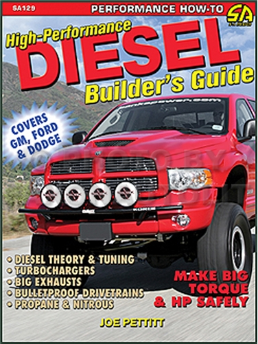 High Performance Diesel Builder's Guide FULL COLOR version