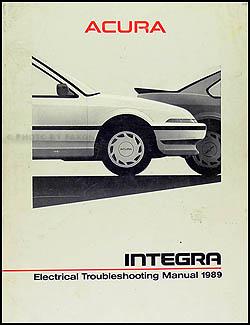 1989 acura integra ac wiring acura integra 92 wiring diagram 1989 acura integra electrical troubleshooting manual original
