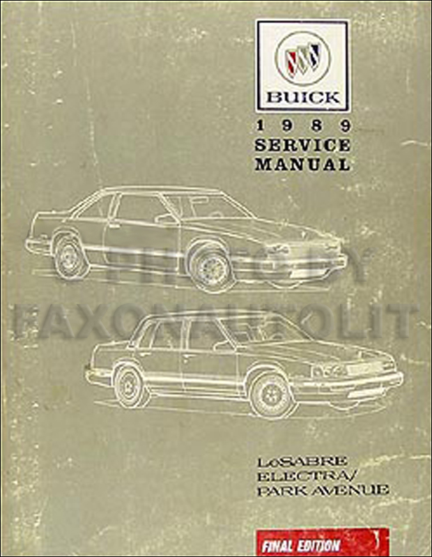 search rh faxonautoliterature com 1991 buick park avenue service manual 1991 buick park avenue owners manual pdf