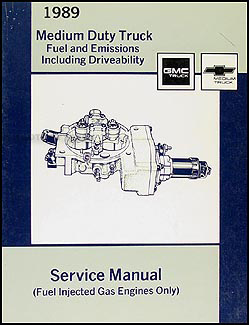 1989GMMDTFEM 1989 gmc chevy c&b 5000 7000 series 6 0l fuel and emissions manual 1979 Pontiac Wiring Diagram at edmiracle.co