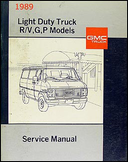 1989 GMC Suburban Repair Manual http://www.ebay.com/itm/1989-GMC-Repair-Shop-Manual-Suburban-Van-Jimmy-Sierra-Classic-Pickup-R1500-R3500-/400458325929
