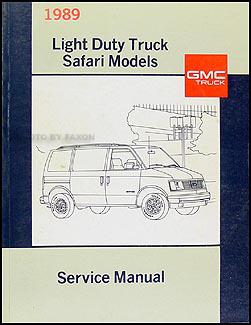 1997 gmc safari wiring diagram 1989 gmc safari van wiring diagram manual original