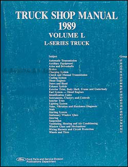1989L SeriesORM 1989 ford l series wiring diagram l8000 l9000 lt8000 lt9000 ln7000 ford ltl 9000 wiring diagram at gsmportal.co