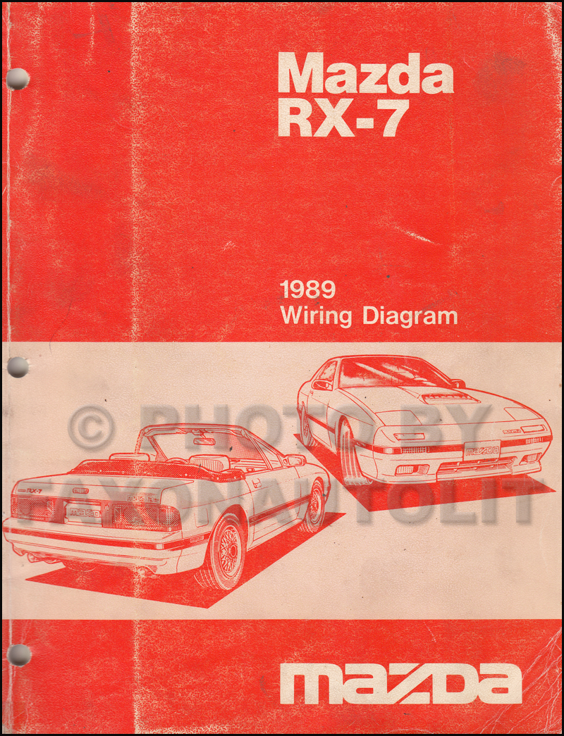1989MazdaRX7OWD 1989 mazda rx 7 wiring diagram manual original rx7 1989 mazda rx7 wiring diagram at honlapkeszites.co