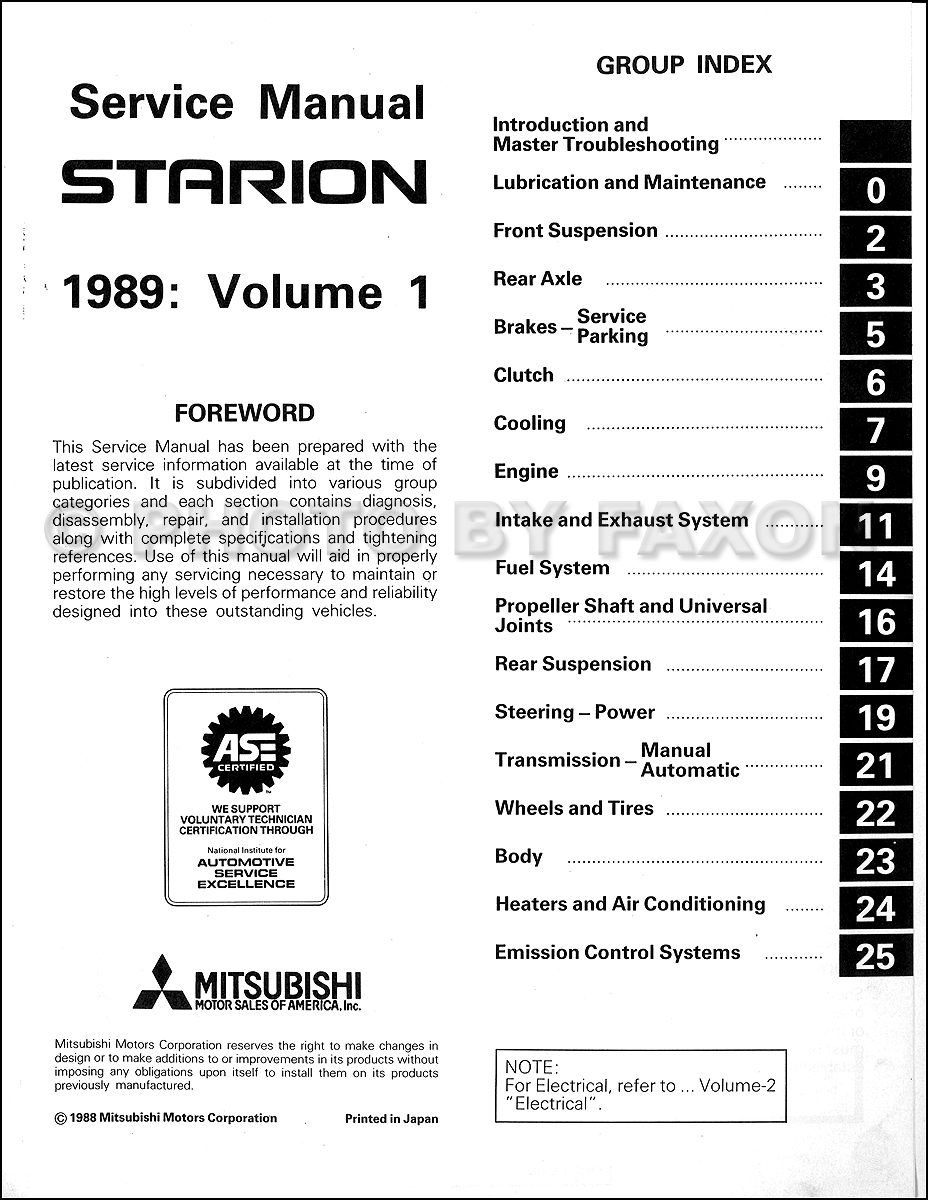 1989MitsubishiStarionORMSet TOC1 mitsubishi starion wiring diagram gandul 45 77 79 119 starion wiring diagram at gsmx.co