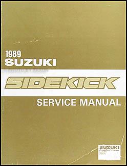 search rh faxonautoliterature com 1996 suzuki sidekick service manual pdf 1996 Suzuki Sidekick Sport