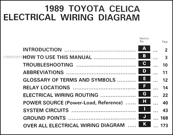 2000 Celica Electrical Wiring Diagram Circuit Symbols \u2022rhstripgore: 1994 Toyota Celica Electrical Wiring Diagram At Gmaili.net
