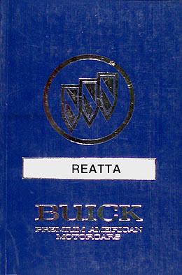 Search 1990 buick reatta original owners manual publicscrutiny Gallery