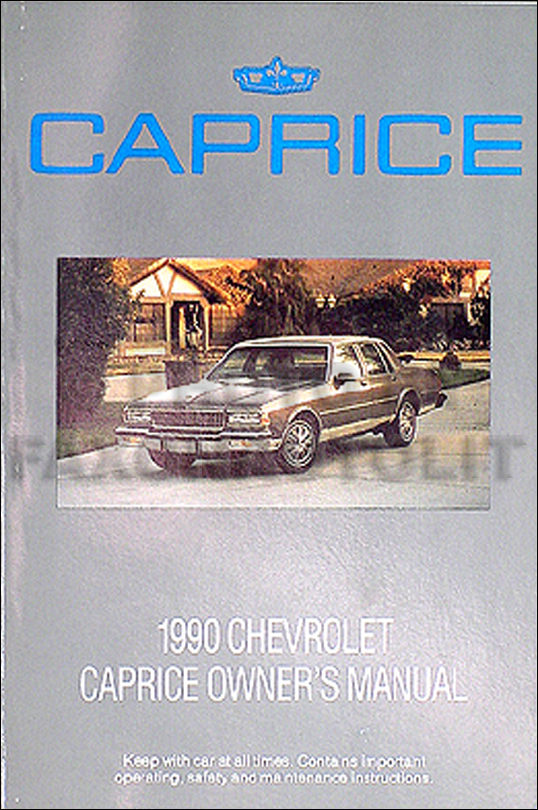 chevrolet caprice 1984 owner manual open source user manual u2022 rh dramatic varieties com 1989 chevy caprice repair manual 1986 chevy caprice repair manual