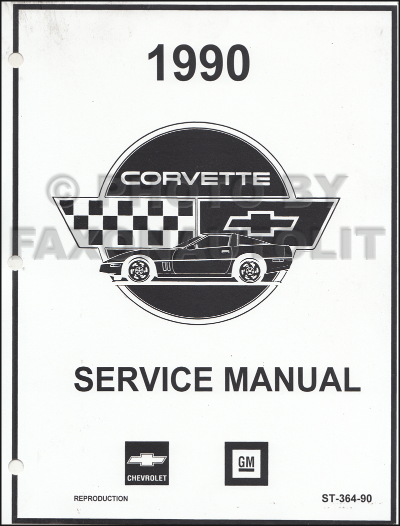 1990 1993 corvette zr 1 lt5 engine service overhaul repair shop rh faxonautoliterature com 1992 Corvette 1998 Corvette