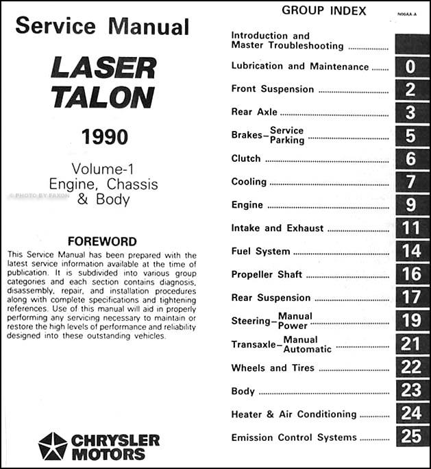 1990 eagle talon fuse box   25 wiring diagram images