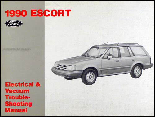 Manual Ford Escort Ceac