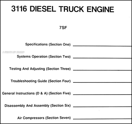 1992 chevrolet kodiak wiring diagram 1994 chevrolet kodiak wiring diagram 1990 gmc chevy topkick kodiak caterpiller 3116 diesel ...