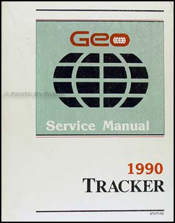 1990 geo tracker wiring diagram 1990 image wiring 1990 geo tracker electrical diagnosis manual original on 1990 geo tracker wiring diagram