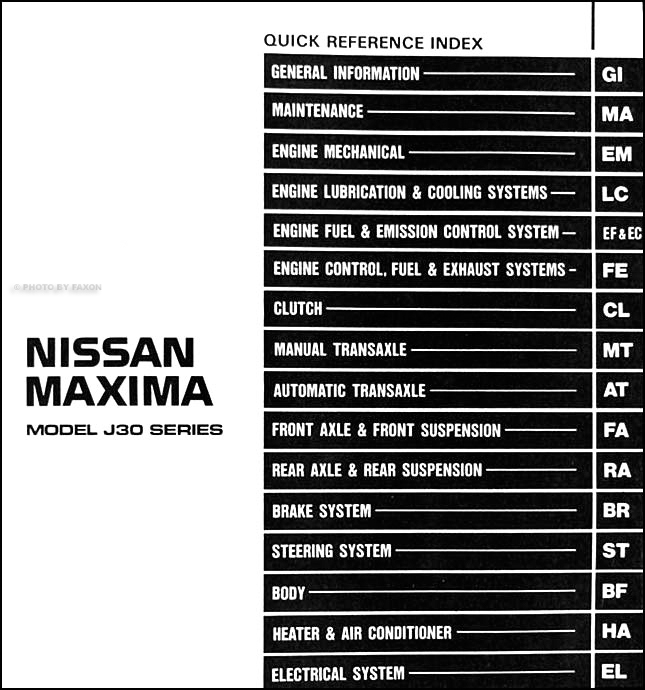nissan maxima 1990 manual open source user manual u2022 rh dramatic varieties com 2002 nissan maxima owners manual pdf 2003 Nissan Maxima
