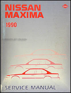 1990 nissan maxima repair shop manual original rh faxonautoliterature com 1990 nissan sentra service manual pdf 1990 nissan maxima repair manual free download