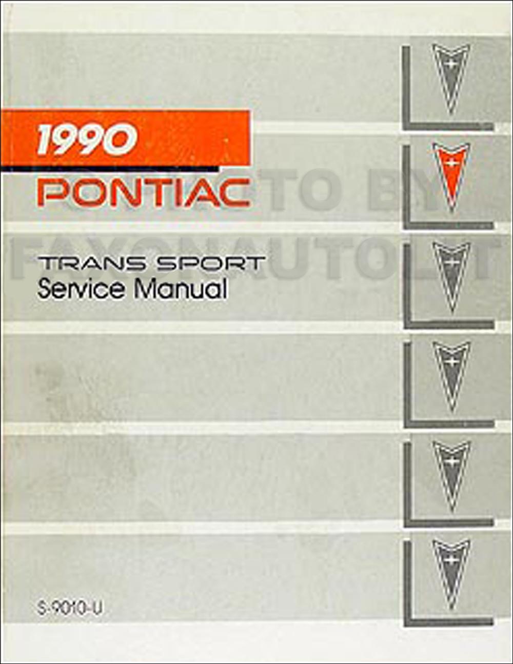 97 pontiac gtp supercharged repair manual