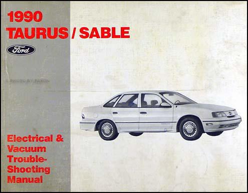 1990 mercury sable wiring diagram    1990    ford taurus  amp     mercury       sable    repair shop manual original     1990    ford taurus  amp     mercury       sable    repair shop manual original