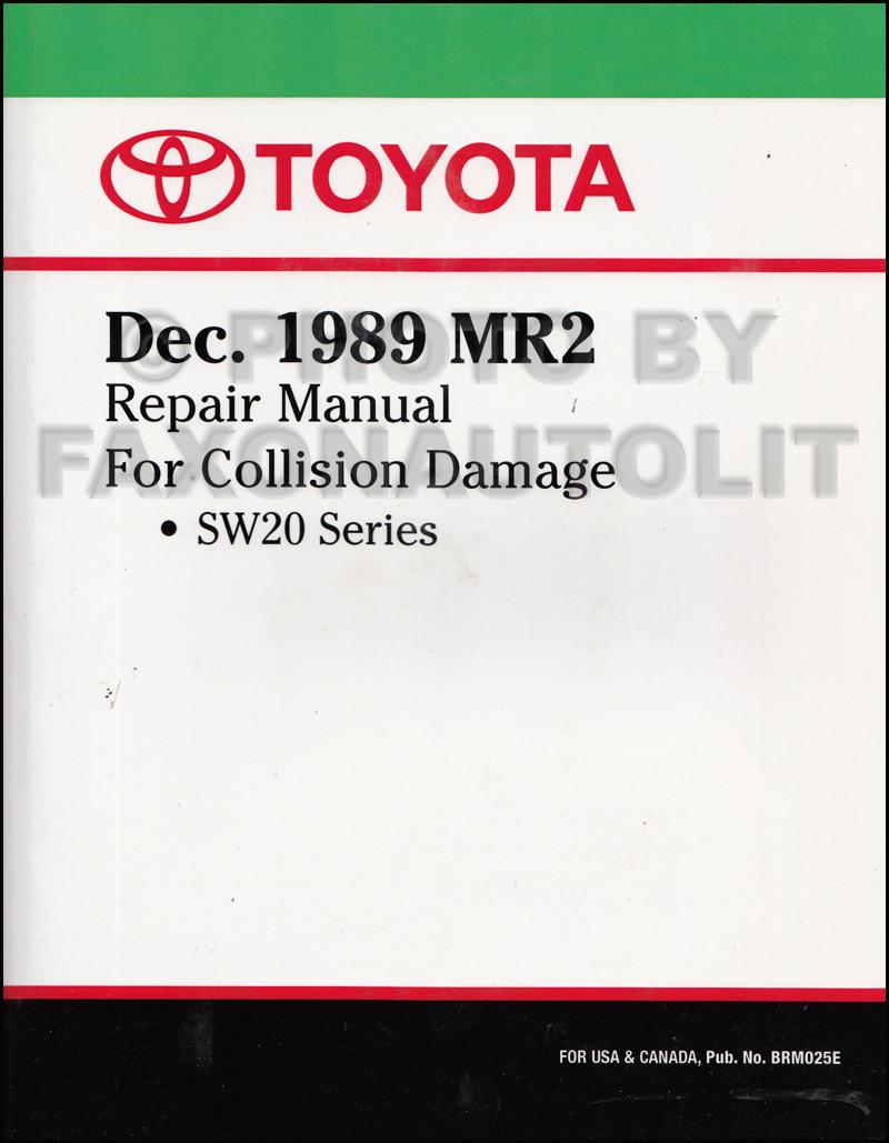 search rh faxonautoliterature com 2014 Toyota MR2 2001 Toyota MR2
