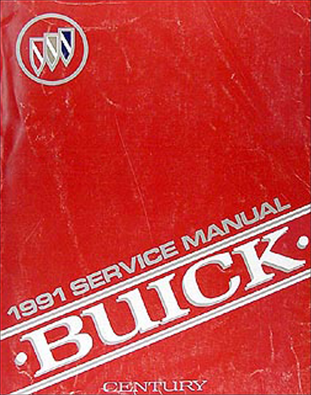 1991 Buick Century Repair Shop Manual Original Alfa Romeo Manuals