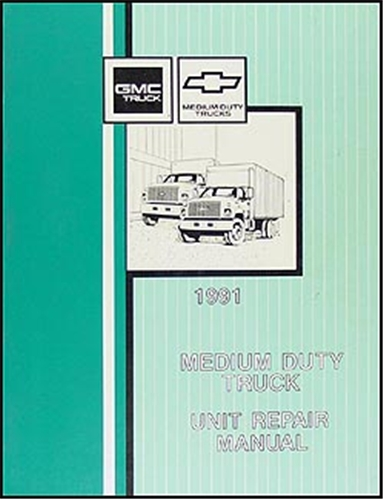 1991 topkick kodiak s7 wiring diagram manual factory reprint 1991 gmc chevy topkick kodiak b4 s7 p6 overhaul manual original