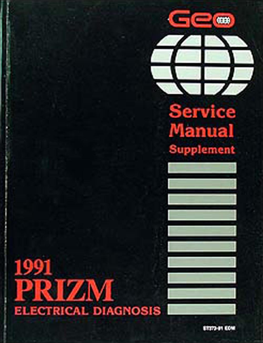 1991 Geo Prizm Wiring Diagrams Electrical Diagnosis