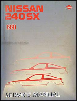 search rh faxonautoliterature com 1991 nissan 240sx service manual pdf 1992 Nissan 240SX