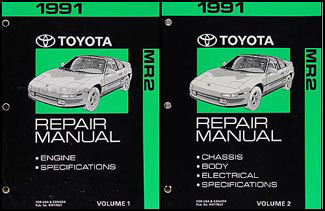 search rh faxonautoliterature com 1991 Toyota MR2 1989 toyota mr2 repair manual