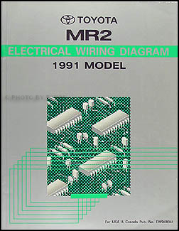 1991ToyotaMR2WD 1991 toyota mr2 wiring diagram manual original 1991 mr2 wiring diagram at readyjetset.co