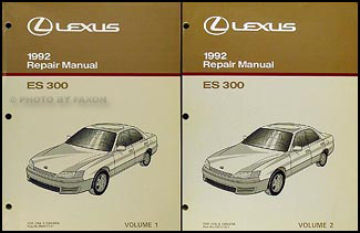 search rh faxonautoliterature com 1998 Lexus LS400 1998 lexus es300 repair manual