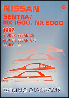 1991   1994    Nissan       Sentra    and    NX    Coupe Body Repair Shop