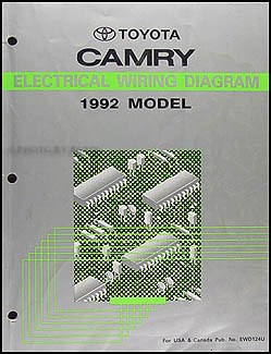 1992ToyotaCamryWD 1992 toyota camry wiring diagram manual original 1992 toyota camry wiring diagram at soozxer.org