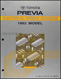1992 toyota previa repair manual pdf ndash Consumer Engage