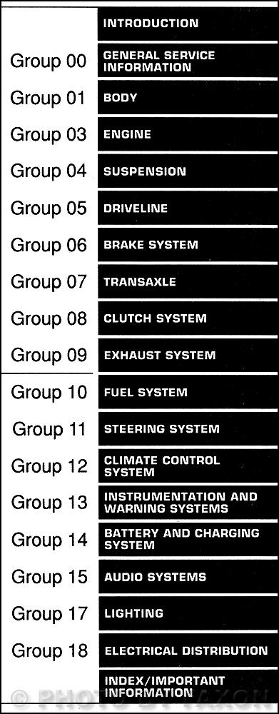 ford festiva repair manual pdf