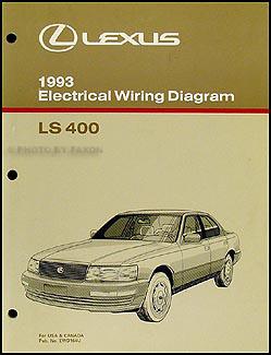 1993LexusLSWD 1993 lexus ls 400 wiring diagram manual original 1990 lexus ls400 wiring diagram at soozxer.org