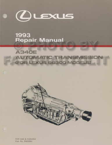 1992 Lexus Ls 400 Wiring Diagram Manual Original