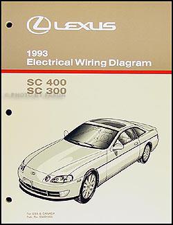1993LexusSCEWD 1993 lexus sc 300 400 wiring diagram manual original Residential Electrical Wiring Diagrams at reclaimingppi.co